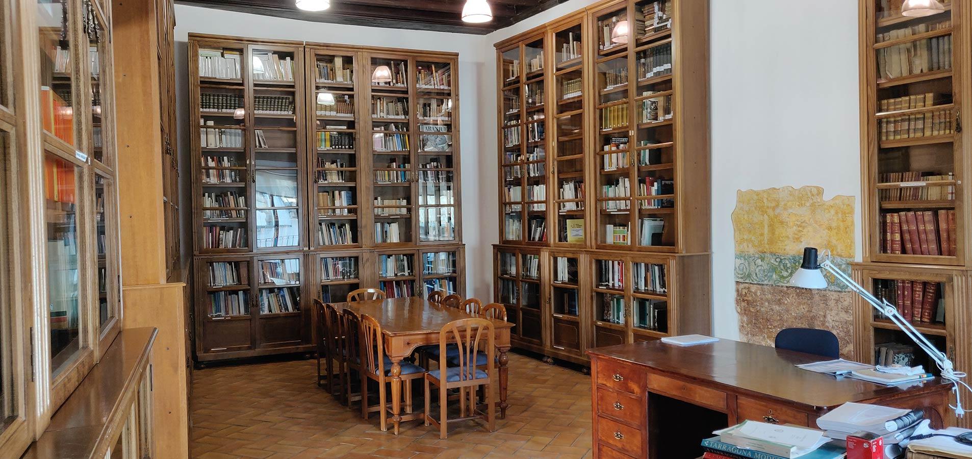 Biblioteca Arqueológica del Museo